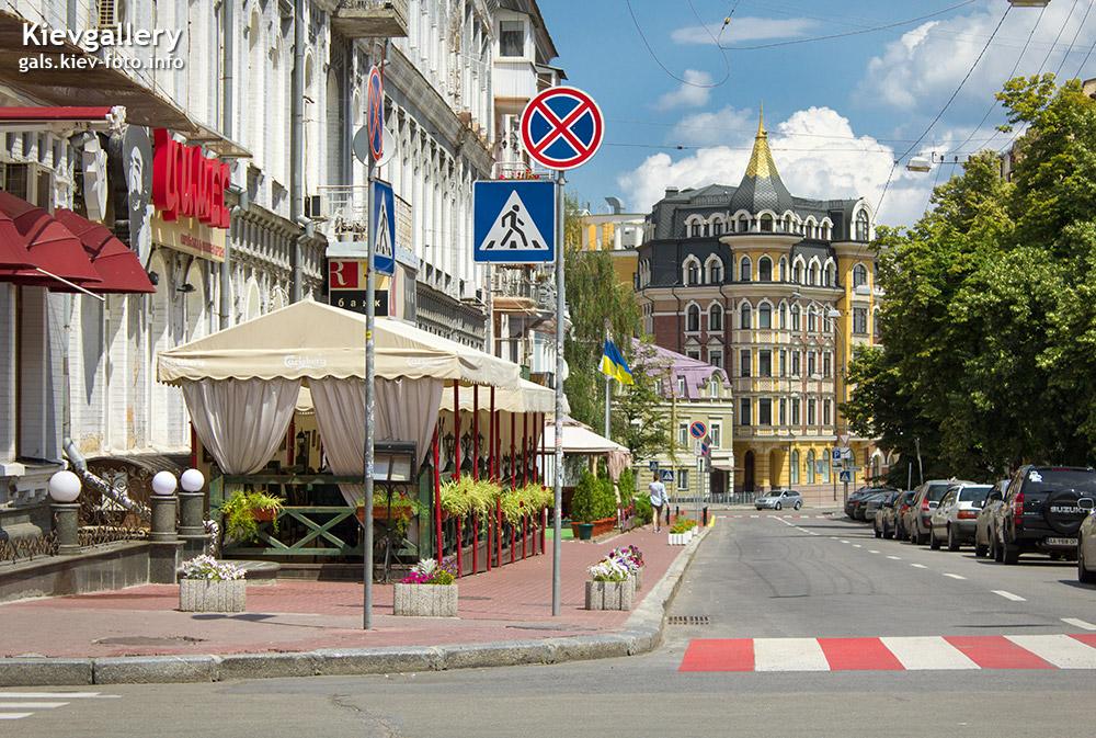 Вид на улицу Игоревская – View on Igorevskaya street