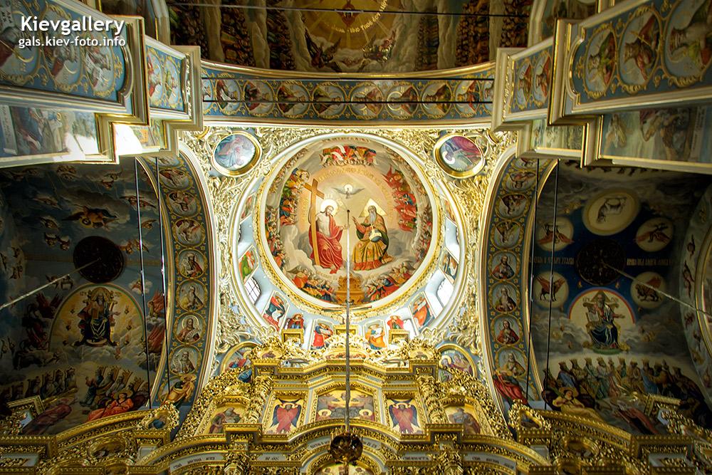 Росписи Успенского собора Киево-Печерской Лавры