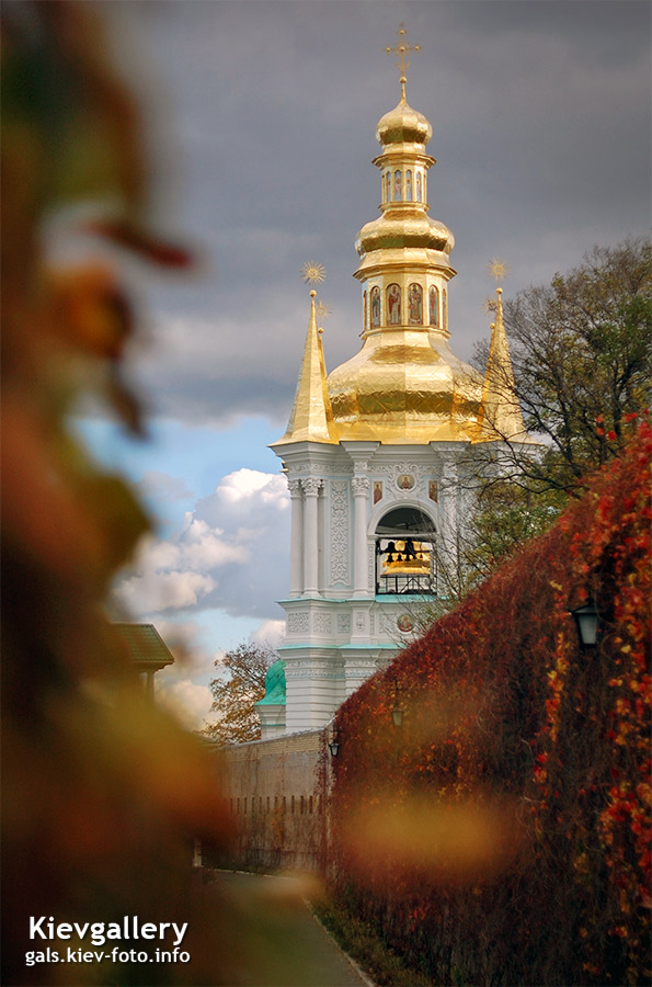 Фото Киево-Печерской Лавры