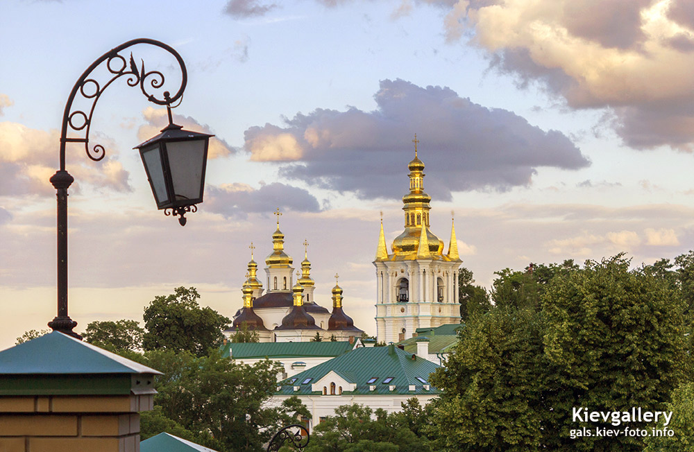 Фотографии Киево-Печерской Лавры