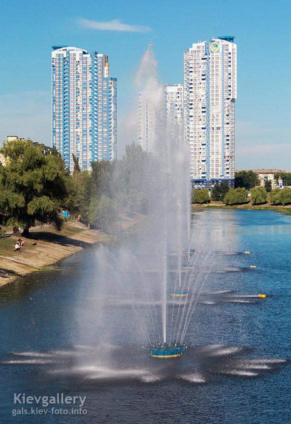 Система Русановских фонтанов