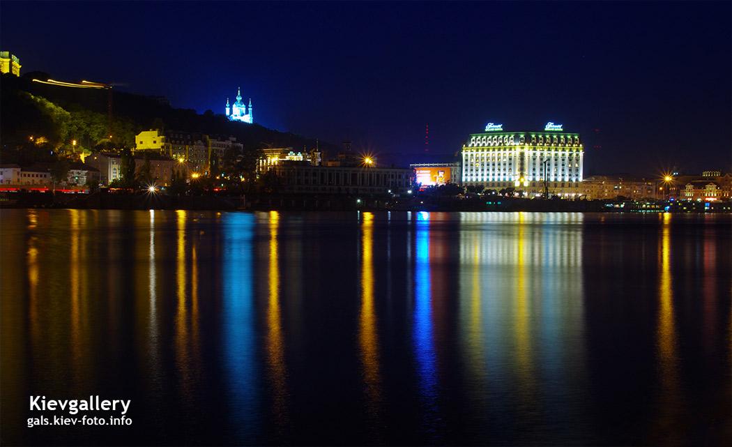 Фотографии Киевского Подола. Photos of Kiev Podil