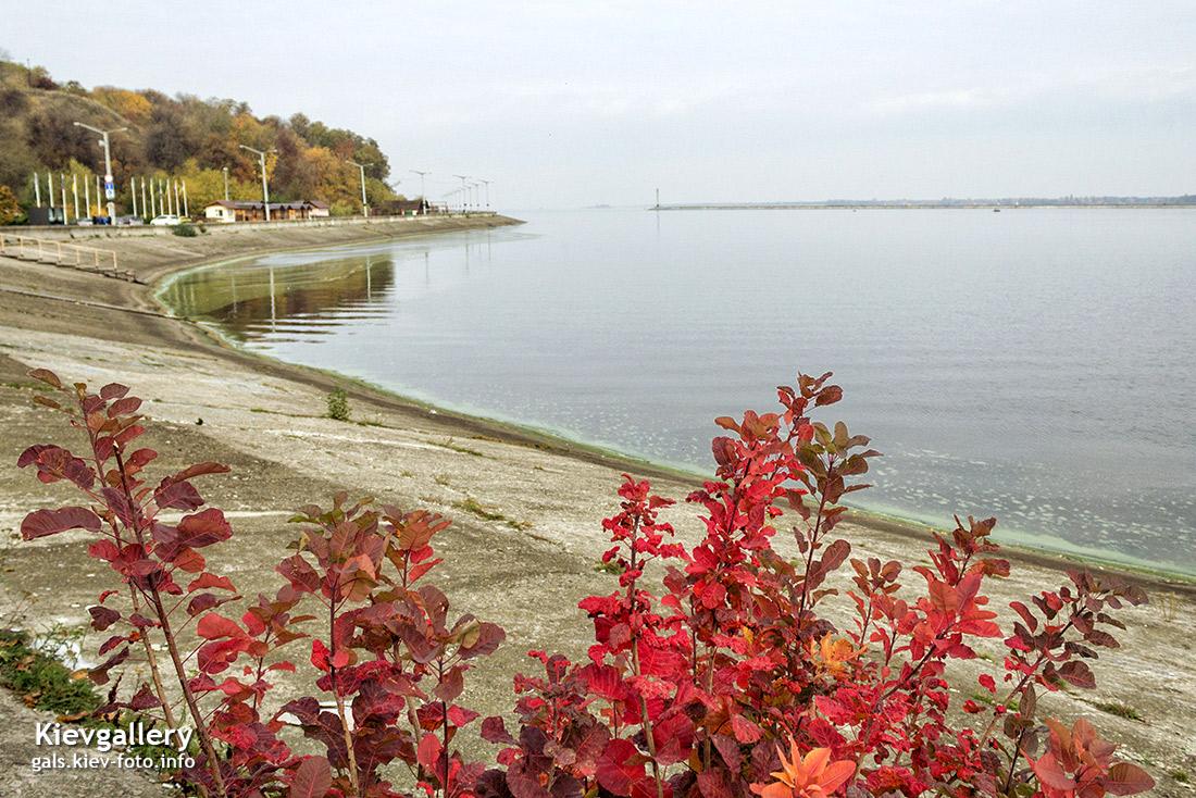 Осень у Киевского моря