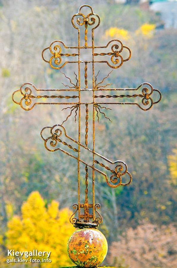 Осенняя Лавра