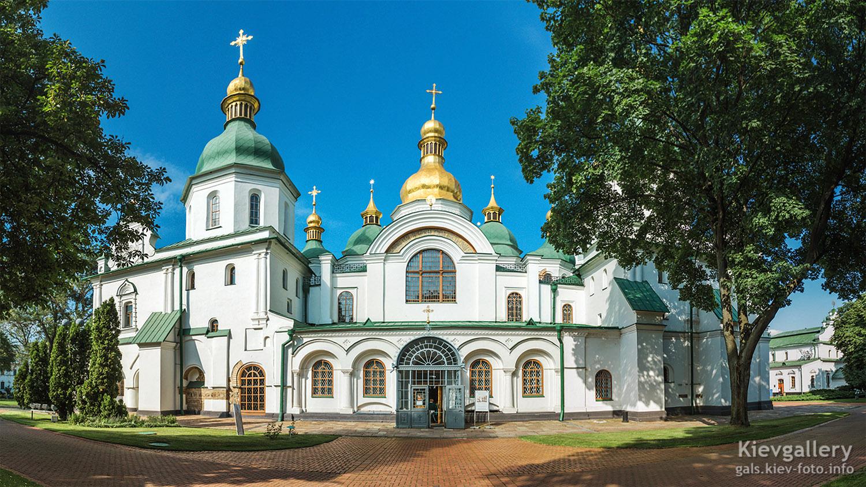 Соборы Киева (фото). Софийский собор