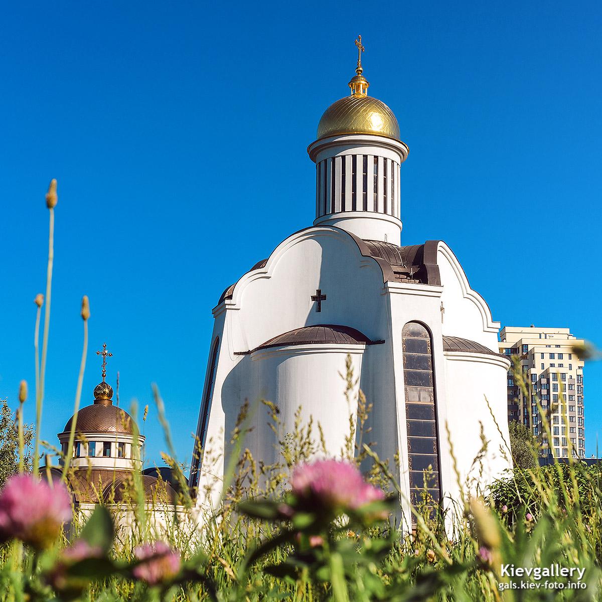 Преображенский собор на Теремках
