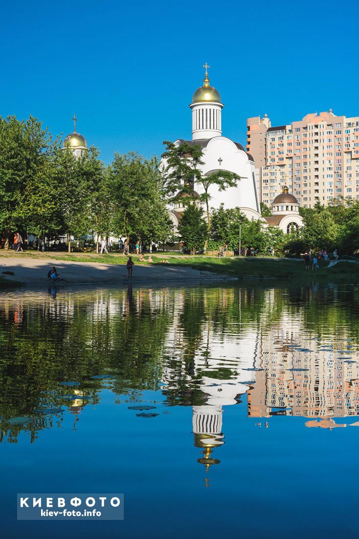 Соборы Киева (фото)