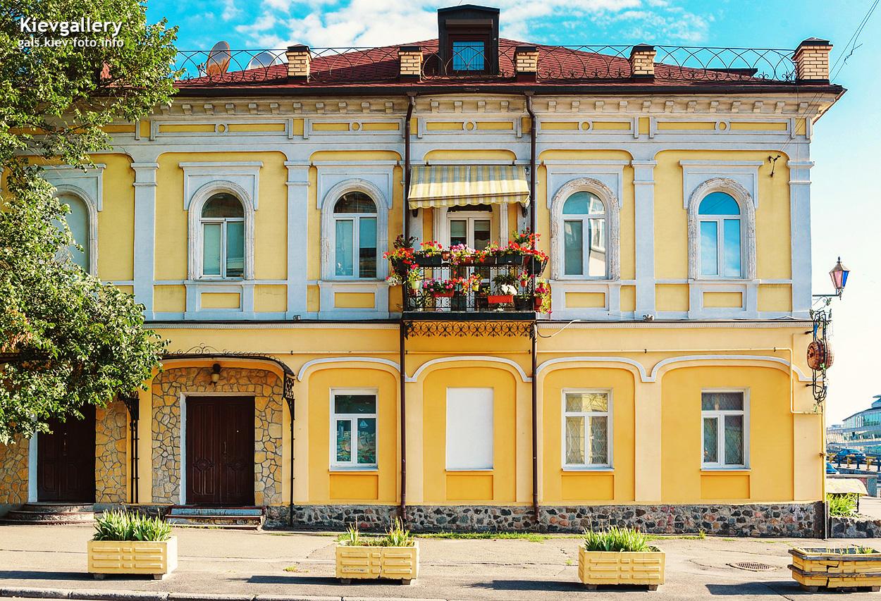 Борисоглебская 21. Дом на Борисоглебской