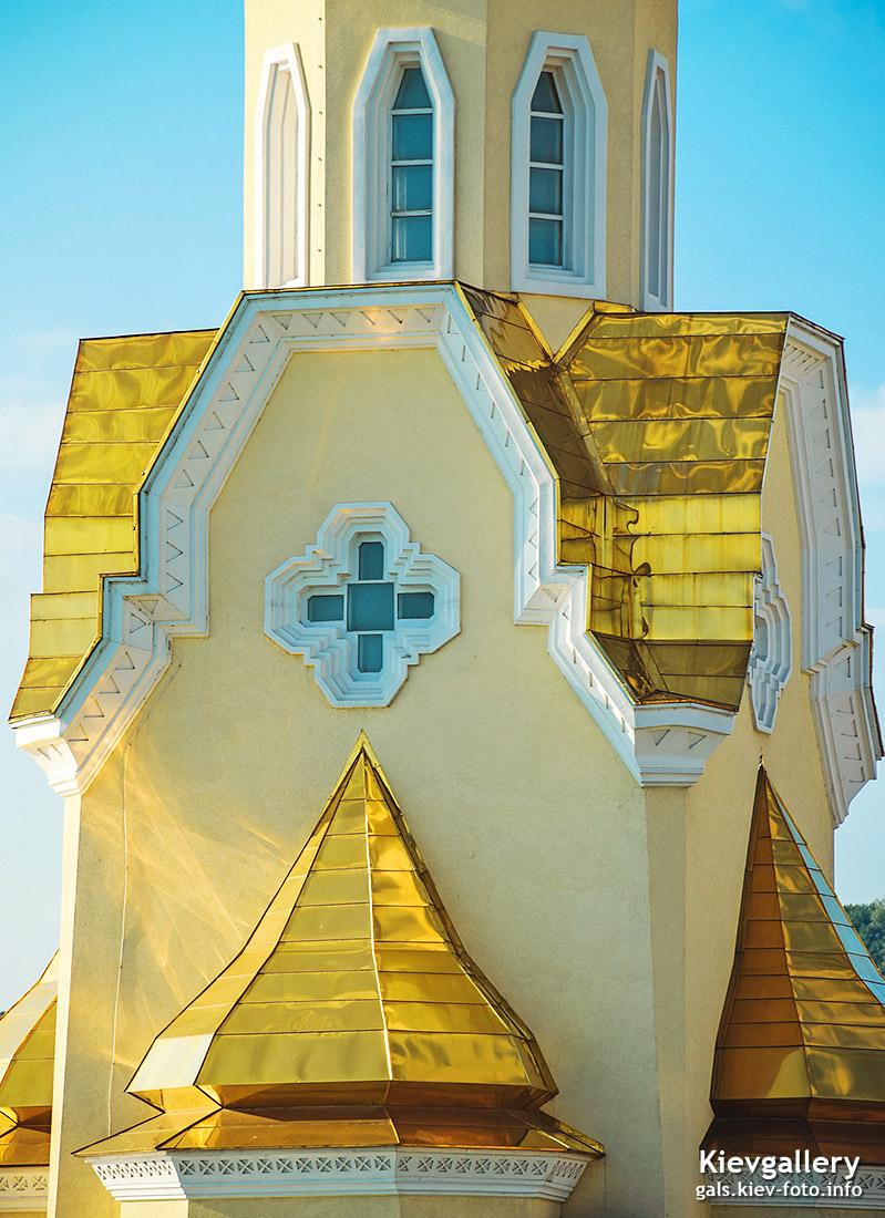 Церковь святого Николая Чудотворца на воде (на водах)