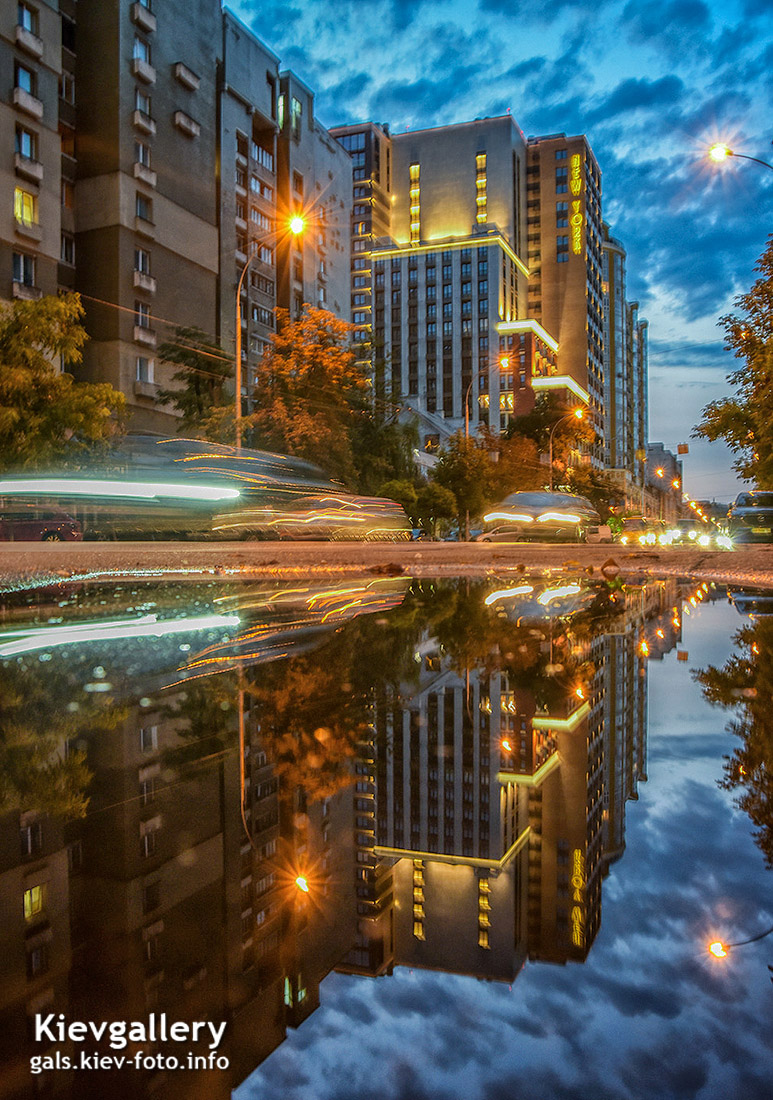 ЖК New York на улице Антоновича